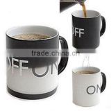 good quality A Class Sublimation mugs, Magic Mug ,Color Changing Mug