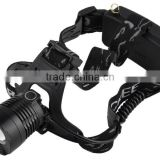 XP-E 2 Bulbs White LED & Yellow LED 4 Mode Zoom Led Headlamp