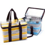 Useful square OEM insulated cooler bag