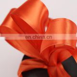 2015 best selling high quality wholesale polyester ribbon birthday gift packing sheer organza ribbon