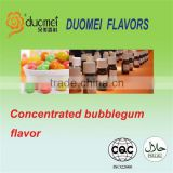 Concentrated Bubble gum flavour liquid, concentrated liquid food flavoring