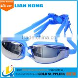 Top selling Waterproof, anti fog goggles diving goggles swimming