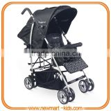 Twin stroller Double twin pushchair twin buggy double stroller