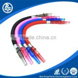 Custom fashion silicone hose shisha hookah pipe
