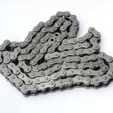 Motorcycle heavy duty transmission chain, 45#, motorcycle spare parts