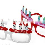 Originality <b>plastic</b> Birthday <b>glass</b>es for <b>party</b>