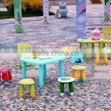 kids beadroom camping table and chair set