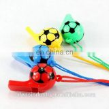 Sports Football Fans Plastic Whistle for World cup