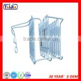 home appliance refrigerator spare part wire tube evaporator