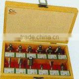 Tungsten carbide router bit-12pcs set-B (0851)