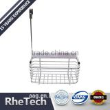 Popular Metal Wire Contracted Bathroom Standing Corner Towel Racks