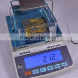 Gold densimeter Digital gold scale 300g 0.002g