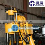 Top sale,130m perfect drill rig,high efficent!!! HF-130 Rock Core Drilling Machine