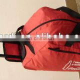 hot selling luggage wheeled trolley travel bags