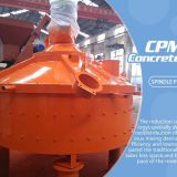Ce High Quality 500L Mpc500 Good Vertical Shaft Mpc Planetary Electrical Commercial Cement Concrete Mixer Machine