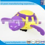 Custom plastic turtle toys,OEM cartoon swimming turtle toy,Custom plastic musical turtle light toy