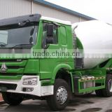 HOWO 6X4 10 WHEEL CONCRETE 7m3 8m3 9m3 10m3 12m3 MIXER TRUCK FOR SALE