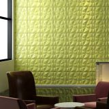 MDF 3d wave panels for embossed texture wall decor