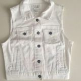 Sell garment stocklot of F21 ladies woven vest