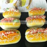 Simulation Food Fridge Magnet/Artificial fake bread resin Fridge Magnets MF-0009