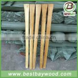 Cheap price high quality wood pickaxe handle,wood box handle