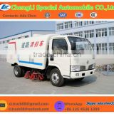DFCA 3000KG to 5000kg sweeper machine road maintenance truck