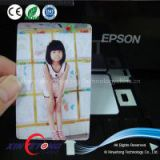 Waterproof inkjet pvc card for epson l800 printer