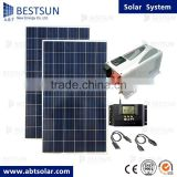 BESTSUN 2000w the solar energy for the hybrid system