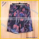Wholesale casual mens swim shorts sports shorts