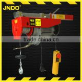 lightweight electric wire rope pulling hoist
