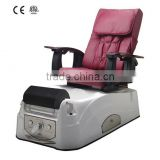 Electric Pedicure Chair / Salon Furniture used electric massage table deluxe massage chair TKN-3SPA1V/R