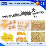 Automatic wheat flour based 2d 3d snack pellets extrusion machinery production plant
