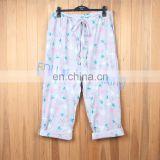 Custom printing high quality OEM kids pajamas