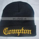 Factory Direct Custom wholesale cashmere beanie hats