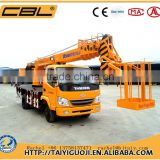 CBL-10 10t china hydraulic pickup truck crane for sale
