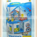 kids family doctor play set Plastic Kids pretend play toys