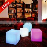 led cube led stools led chair