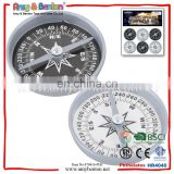 Mini Plastic Compass With Good Quality