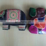 LEATHER MONEY BANKS FROM INDIA SHANTI MODEL