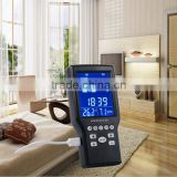 Portable smart formaldehyde detector temperature humidity air quality detector monitor analyzer