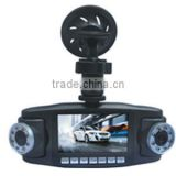 Super might vision Dural camera car dvr block box