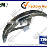 Chinese Motorcycle Brands Plastic Front Rear Fender Body Parts WY125