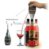 Popular mini barrel wine decanter