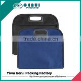 2014 heavy duty strong OEM design 600D polyester document bag
