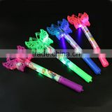 Butterfly light sticks /Colorful LED Butterfly STICK/ Concert /party glow stick