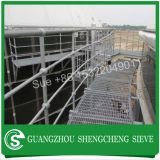 Hot dipped galvanized steel ball tube handrail as railing