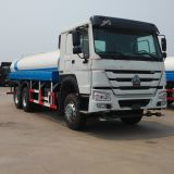 2017 NEW MODEL SINOTRUK HOWO 6*4 WATER TANK TRUCK