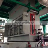 Spunbond nonwoven production line