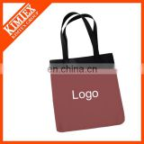Mens printed customized non woven shoulder bag