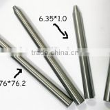 Water jet cutting abrasive cemented carbide nozzle